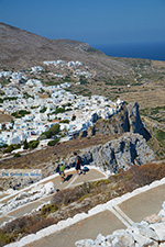 Chora Folegandros - Island of Folegandros - Cyclades - Photo 66 - Photo JustGreece.com