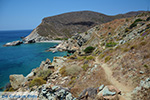JustGreece.com Aghios Nikolaos beach near Angali Folegandros -  Cyclades - Photo 168 - Foto van JustGreece.com