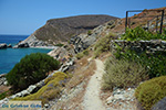 Aghios Nikolaos beach near Angali Folegandros -  Cyclades - Photo 171 - Photo JustGreece.com