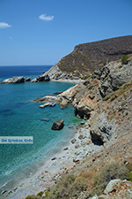 Aghios Nikolaos beach near Angali Folegandros -  Cyclades - Photo 172 - Photo JustGreece.com
