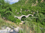 The bekende brug with 3 bogen near Kipi Photo 4 - Zagori Epirus - Photo JustGreece.com