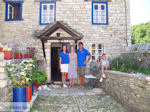 Dina of Orestis House with Wendy and Jorgos of Greece Guide  - Zagori Epirus - Photo JustGreece.com