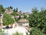 Dorpsplein Aristi - Zagori Epirus - Photo JustGreece.com