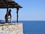 Onze Belgische vriend Koen in Mylopotamos (Athos) | Mount Athos Area Halkidiki | Greece - Photo JustGreece.com