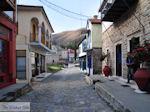 JustGreece.com Geplaveid straatje Karyes Athos | Mount Athos Area Halkidiki | Greece - Foto van JustGreece.com