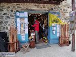 JustGreece.com Little shop The harbour of Dafni Athos 002 | Mount Athos Area Halkidiki | Greece - Foto van JustGreece.com