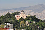 JustGreece.com The National Observatorium near Pnyx Athens - Foto van JustGreece.com