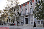 Neoclassical buildings on the Dionysiou Aeropagitou  street - Photo JustGreece.com