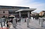 JustGreece.com The nieuwe Acropolis museum - Foto van JustGreece.com
