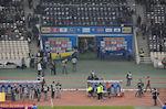 Greece-Oekraine, de wedstrijd kan beginnen - Photo JustGreece.com