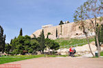 JustGreece.com Ingang Photo Dionysos theater Athens ten zuidoosten of the Acropolis - Foto van JustGreece.com