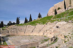 The theater of Dionysos - Photo JustGreece.com