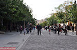 The Makrigiannis straat ten zuidoosten of de Akropolis - Photo JustGreece.com