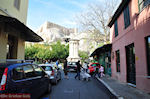JustGreece.com The monument of Lysikrates in Plaka Athens - Foto van JustGreece.com