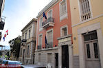 Neoclassical buildings Plaka Athens - Photo JustGreece.com