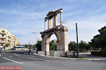JustGreece.com The Arch of Hadrian in Athens (Attica) - Foto van JustGreece.com