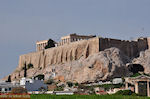 Acropolis Athens from Arch of Hadrian - Photo JustGreece.com