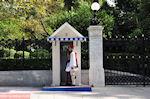 Tsolias (Evzon) near the Presidential Palace - Photo JustGreece.com