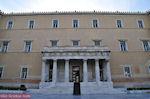 The noordelijke ingang of the Greek Parliament - Photo JustGreece.com