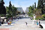 Syntagma Square Athens  - Square of the Grondwet - Photo JustGreece.com