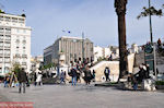 The Syntagma Square of Athens - Photo JustGreece.com