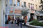 Kerstwinkel at the Kapnikarea-plein - Photo JustGreece.com