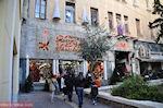 Kerstwinkel at the Kapnikarea  Square - Photo JustGreece.com