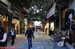The Kapnikarea street - Monastiraki Athens - Photo JustGreece.com