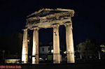 The Athena Archegetis Gate - Roman Agora Athens - Photo JustGreece.com