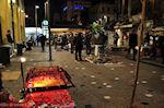 Zwarte markt Areos straat in Monastiraki - Athene - Photo JustGreece.com