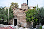 Chappel aan de Agion Asomaton straat of Keramikos - Athene - Photo JustGreece.com