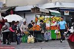 Fruitkraam Monastiraki Square - Athens - Photo JustGreece.com
