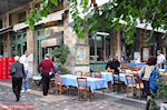 Greek taverna Bairaktaris in Monastiraki Athens - Photo JustGreece.com