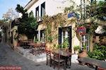 JustGreece.com Thrasivoulou street - Anafiotka - Plaka Athens - Foto van JustGreece.com