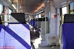 JustGreece.com Perferiakos - The trein die from the airport of Athens vertrekt - Foto van JustGreece.com