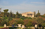 Beautiful Photo of the Theseion (Tempel of Hephaestus) - Photo JustGreece.com