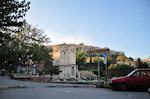 The Horloge of Kirristos aan de Roman Agora - Photo JustGreece.com