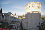 JustGreece.com Tower of the Winds on the Roman Forum in Athens - Foto van JustGreece.com