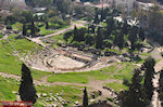 The Photo Dionysos theater Athens near Acropolis of Athens (Attica) - Photo JustGreece.com