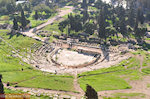 JustGreece.com Photo Dionysos theater Athens, the oldest theater in Greece - Foto van JustGreece.com