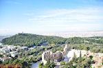 Panoramafoto: ten zuidoosten of de Akropolis - Photo JustGreece.com