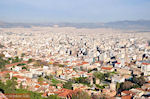 Panoramafoto: from Akropolis, in noordelijke richting - Photo JustGreece.com