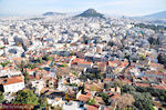 JustGreece.com Plaka Athens and the Lycabetus hill - Foto van JustGreece.com