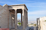 The noordelijke kant of the Erechteion - Photo JustGreece.com