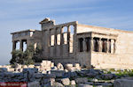 The zuidelijke kant of the Erechtheion - Photo JustGreece.com