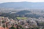 JustGreece.com Plaka Athens, Tempel Zeus Olympius and Panathinaikon Stadium - Foto van JustGreece.com
