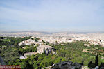JustGreece.com Panoramafoto: Pnyx Athens hill, Areopagus hill and Theseion - Foto van JustGreece.com