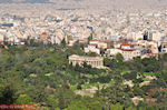 The Hephaestus tempel, de best bewaarde Dorische tempel - Photo JustGreece.com