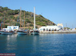JustGreece.com Aankomst at The harbour of Mandraki on Nisyros - Foto van JustGreece.com
