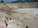 Walk in the krater of Nisyros - Foto van JustGreece.com